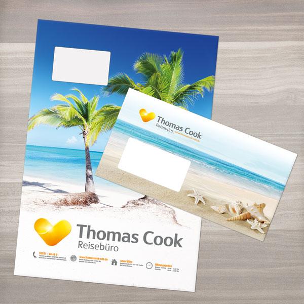 Thomas Cook Reisbüro